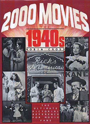 9780946569120: 2000 Movies: The 1940's