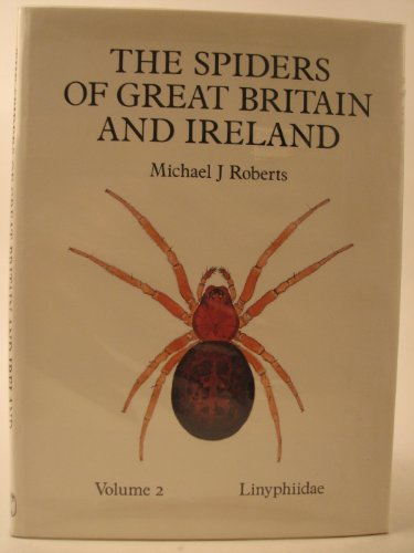 9780946589067: The Spiders of Great Britain and Ireland: Linyphiidae v. 2