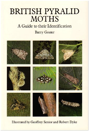 9780946589081: British Pyralid Moths: A Guide to Their Identification (Guide to Identification)
