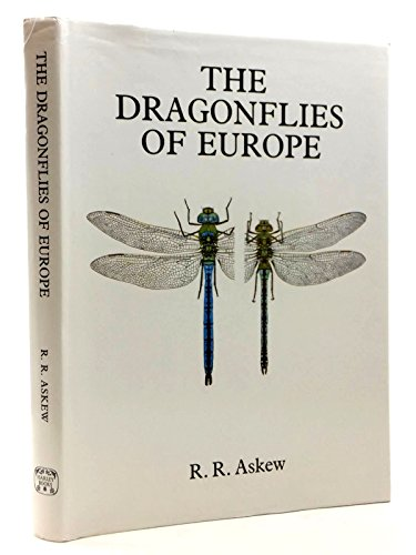 The Dragonflies of Europe.: R. R. Askew.