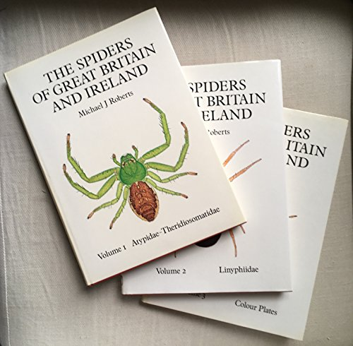 9780946589180: Spiders of Great Britain and Ireland: Vol.2