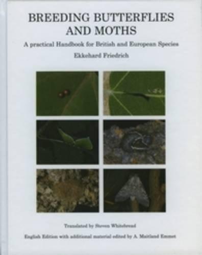 9780946589203: Breeding Butterflies and Moths - a Practical Handbook for British and European Species