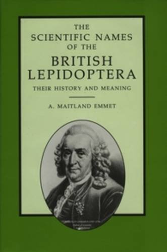 9780946589357: The Scientific Names of the British Lepidoptera-: Their History and Meaning