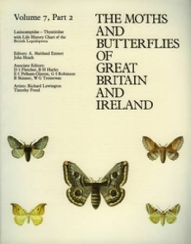9780946589425: Lasiocampidae - Thyatiridae (Moths and Butterflies of Great Britain and Ireland) (v. 7, Pt. 2)