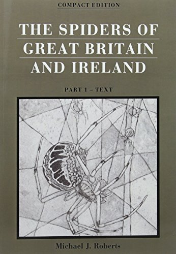 9780946589463: The Spiders of Great Britain and Ireland (Pts. 1 & 2)