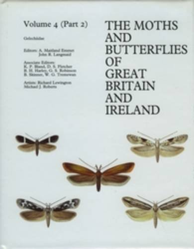 9780946589739: Gelechiidae: Gelechiidae Gelechiidae: Oecophoridae to Scythrididae - Gelechiidae v. 4, Pt. 2 (The Moths and Butterflies of Great Britain and Ireland)