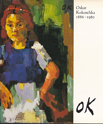 Kokoschka, Oskar, 1886-1980: Exhibition Catalogue: Richard Calvocotessi