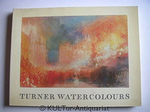 9780946590667: Turner Watercolours in the Tate Gallery