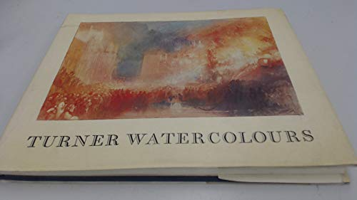 9780946590674: Turner Watercolours in the Tate Gallery