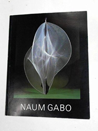 9780946590711: Naum Gabo: Sixty Years of Constructivism