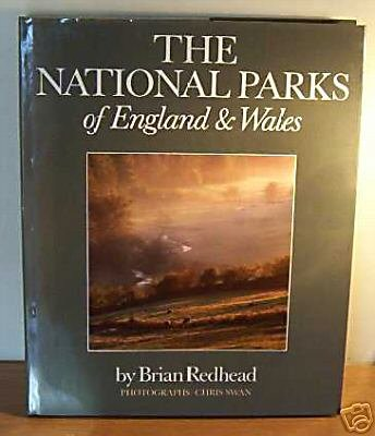 9780946609826: The National Parks of England and Wales