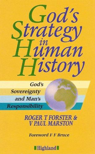 God's Strategy in Human History: God's Sovereignty: Roger Forster, V.Paul