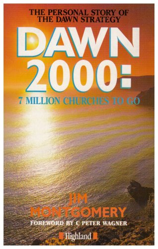 9780946616732: Dawn 2000: Seven Million Churches to Go