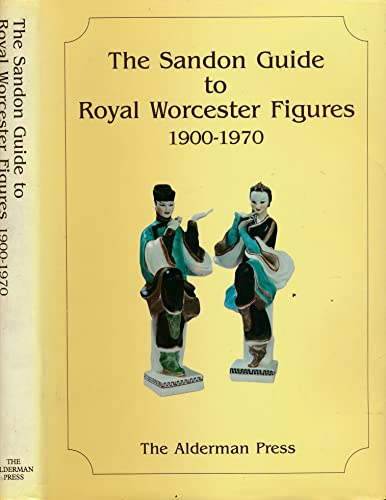 9780946619184: Guide to Royal Worcester Figures, 1900-70 (Collectors)