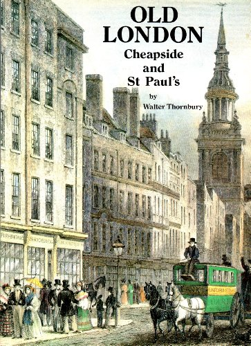 9780946619238: Old London: Cheapside and St.Paul's (Village London series)