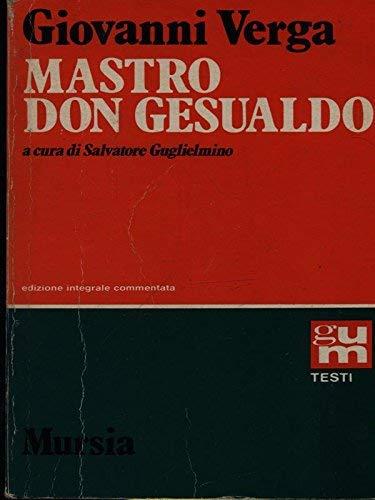 9780946626038: Mastro Don Gesualdo (Dedalus European Classics)