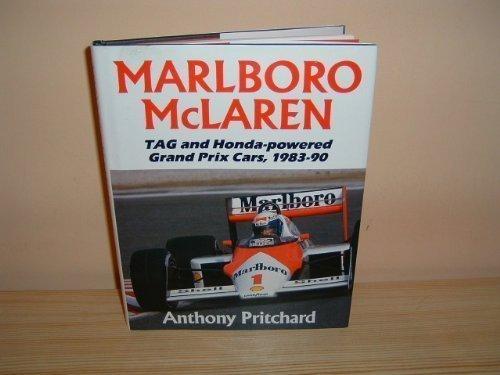 9780946627592: Marlboro MacLaren: The TAG and Honda-powered Grand Prix Cars, 1983-90
