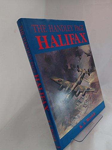 9780946627608: The Handley Page Halifax