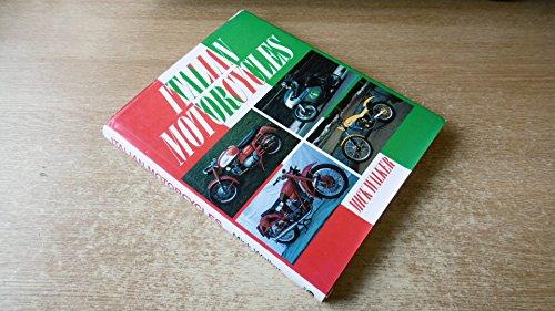Italian Motorcycles: Walker Mick