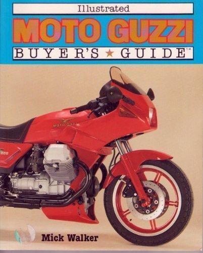9780946627745: Illustrated Moto Guzzi Buyer's Guide