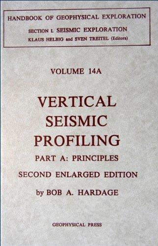 9780946631285: Vertical Seismic Profiling, Part A: Principles