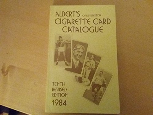 9780946644001: Albert's Guide to Cigarette Card Collecting