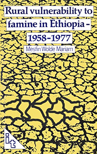 9780946688036: Rural Vulnerability to Famine in Ethiopia: 1958-77