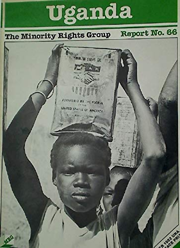 Uganda.: Hooper, Ed ; Pirouet, Louise