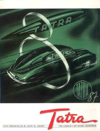9780946719068: Tatra: The Legacy of Hans Ledwinka