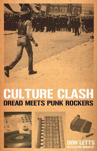 9780946719891: Culture Clash: Dread Meets Punk Rockers