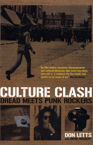 9780946719990: Culture Clash: Dread Meets Punk Rockers