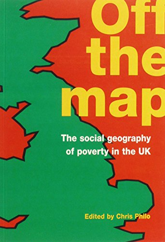 9780946744770: Off the Map: Social Geography of Poverty