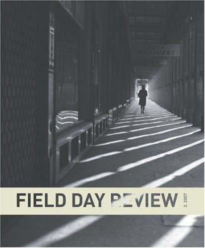 Field Day Review, 3, 2007