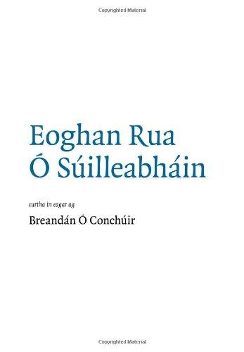 Eoghan Rua Ó Súilleabháin: Breandán Ó Conchúir ( a chuir in eagar)