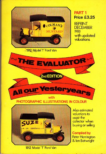 9780946763009: Evaluator: All Our Yesterdays