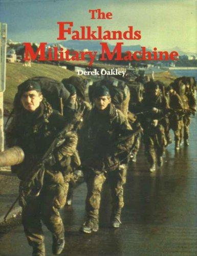 9780946771240: The Falklands Military Machine