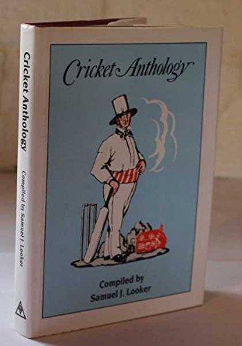 Cricket Anthology: SAMUEL J. LOOKER