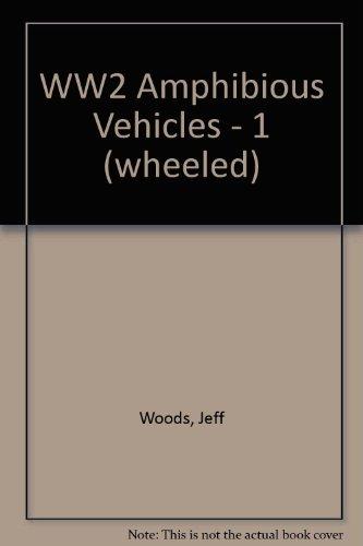 Outlines MV1 Amphibious Vehicles - 1 (Wheeled): Woods,Jeff