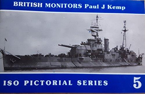 9780946784400: British Monitors