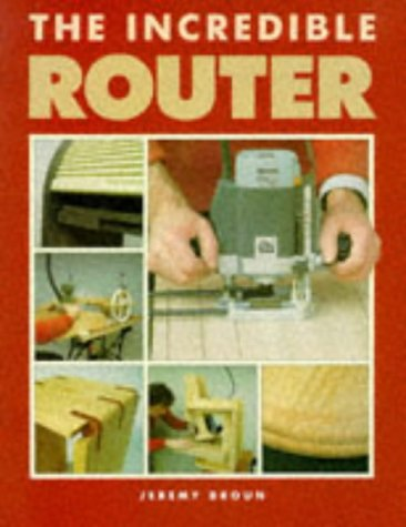 9780946819171: The Incredible Router