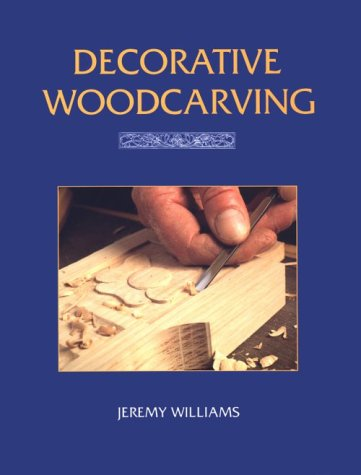DECORATIVE WOODCARVING.