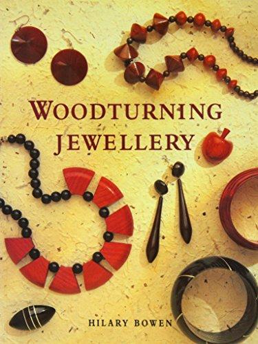 9780946819836: Woodturning Jewellery
