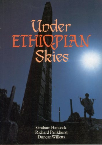 9780946825004: Under Ethiopian skies