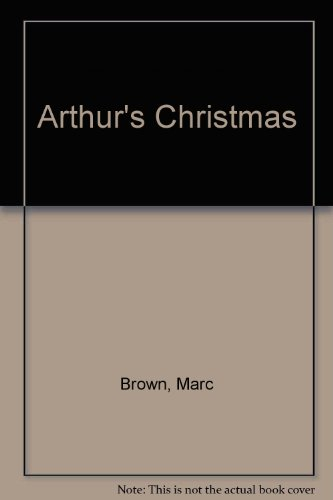 Arthur's Christmas (9780946826131) by Marc Brown