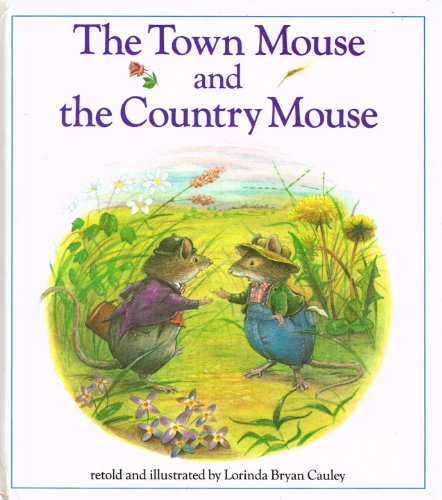 9780946826551: The Town Mouse and the Country Mouse