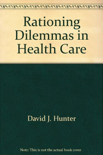 9780946832934: Rationing Dilemmas in Health Care