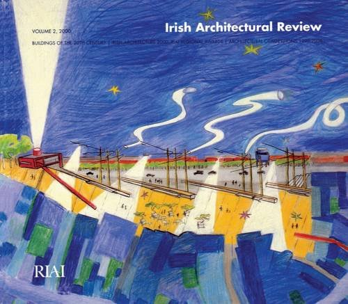 Irish Architectural Review: v. 2 (New Irish Architecture)