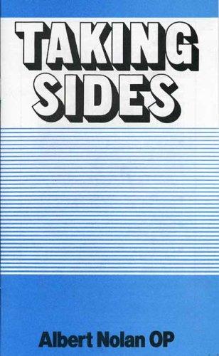 9780946848409: Taking Sides