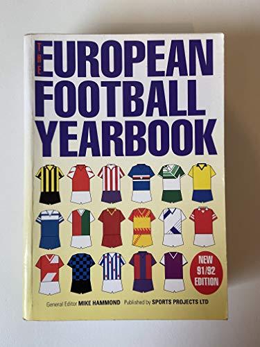 9780946866038: European Football Year Book