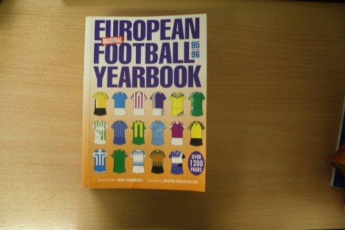 9780946866281: European Football Year Book 1995-96